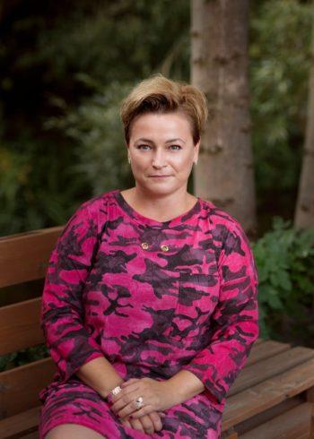 Bogusława Siuda – pomoc nauczyciela