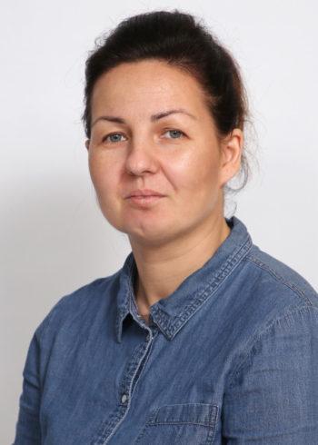 Anna Gudra – pomoc nauczyciela