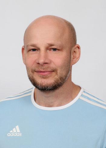 Jarosław Polak – nauczyciel wychowania fizycznego, terapeuta ręki