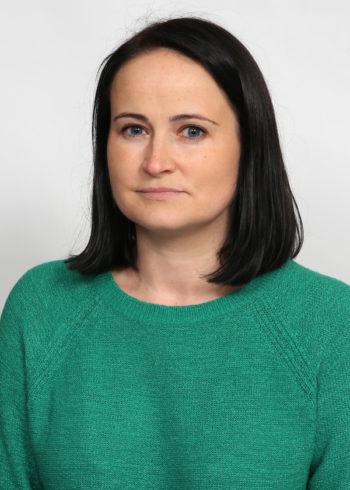 Justyna Woźniak – pracownik świetlicy
