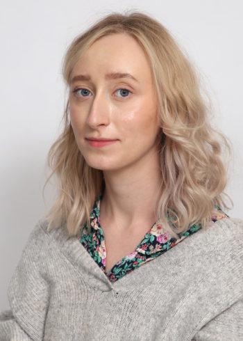 Małgorzata Wielgosińska – pomoc nauczyciela
