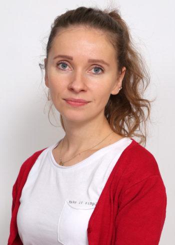 Monika Mucha – nauczyciel edukacji wczesnoszkolnej i wychowania przedszkolnego
